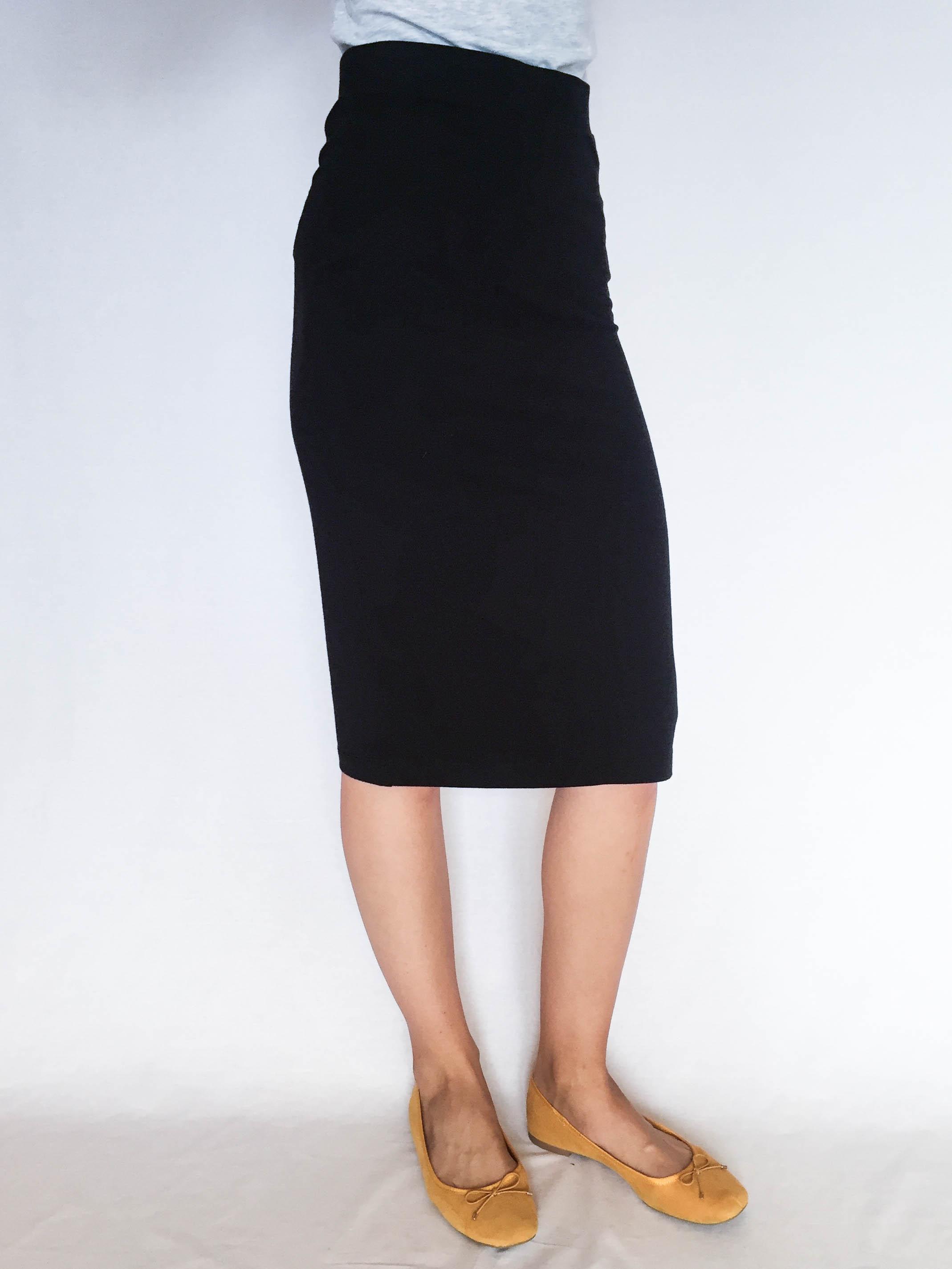 9924ff5c37f9 Midi sukňa s vysokým pásom - Style With Smile